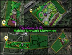 """The movement is growing. Each week more and more amazing maps are being created. We are more excited than ever to see all the amazing things people are doing in their yards and communities in the United States--and in some cases, all over the world! Here are a few favorites from this week. As our most recent Learn article articulates, """"All great movements are built from the small actions of many."""" http://content.yardmap.org/learn/power-of-local/. Thank you for your small (and big) actions."""
