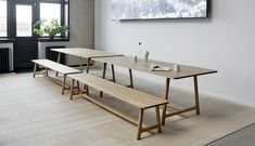 Dining tables – enjoy modern dining with Danish designs at HAY