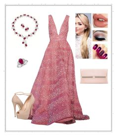 """Dress..."" by binasa87 ❤ liked on Polyvore featuring OPI, Giuseppe Zanotti, Blue Nile, Charlotte Tilbury, Diane Von Furstenberg and princess"