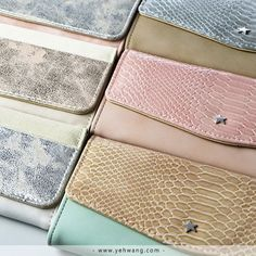 Trendy wallets for with chic details Creating A Business, Wholesale Jewelry, Latest Fashion Trends, Continental Wallet, Fashion Online, Wallets, Jewelry Accessories, Platform, Chic