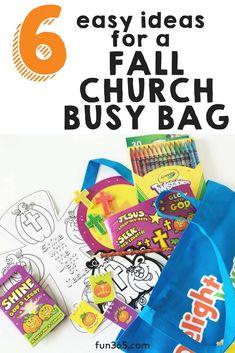fun christian fellowship ideas