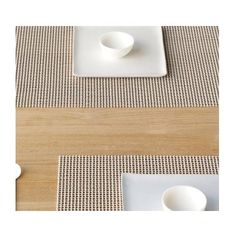 Chilewich placemats are elegant and so practical!