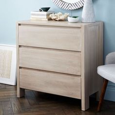 Dresser drawers are like this, but double the width (6 drawers)