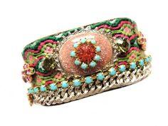 boho bracelet! :D gonna be making some of these soon, hopefully.