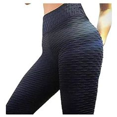 94bf790ce8 Fittoo #Women Heart Shape #Yoga Pants Sport Pants #Workout #Leggings #Sexy  High Waist Trousers Black Size Medium