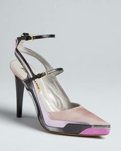 #Jil Sander Platform Evening High Heel Pumps | Bloomingdale's