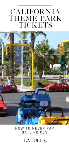 Don't pay full price for California theme parks and amusement parks. I share how to get discounted tickets to parks across the state. Train Travel, Travel Usa, Travel With Kids, Family Travel, Travel Photos, Travel Tips, Places To Travel, Travel Destinations, Flying With Kids