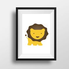 Baby's room wall art
