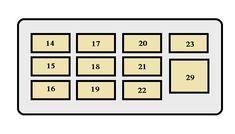 89780 02350 immobilizer ecu for toyota lexus fuses pinterest rh pinterest com