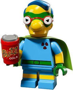 LEGO Minifigures Simpson 2 - Ragazzo Ionico #Lego #LegoSimpson #LegoSimpsons # LegoMinifigure #LegoMinifigures