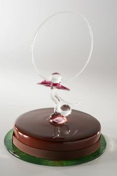 Coupe du Monde de Pâtisserie 2013 (Photo LeFotographe.com)    Singapore - Chocolate Entremet