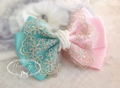 NEW Ella Grace Collection  Beautiful MINT / Light Pink by Hennytj, $3.99