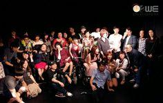 장애인들의 연극 '이동네 개판이네' 공연을 보고 왔습니다 장애인과 비장애인이 함께 어울리고 소통하는 세상을 위해 장애인분들이 열연은 감명 깊었네요^~^ 공연 잘봤습니다 공연 끝나고 사진도 찰칵~~
