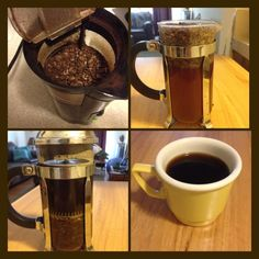 The Chopping Blog: French Press: the Perfect Cup of Coffee