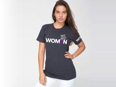 Global Fund for Women — Good Stuff Partners Global Fund, V Neck, T Shirts For Women, Tops, Fashion, Moda, Fashion Styles, Fashion Illustrations