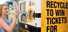 Envirobank : la machine citoyenne qui récompense le recyclage des déchets #Australie #Sydney