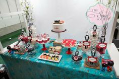 "Photo 1 of 32: Japanese Theme Birthday / Birthday ""Japanese Sushi 10th Birthday Party"" | Catch My Party"