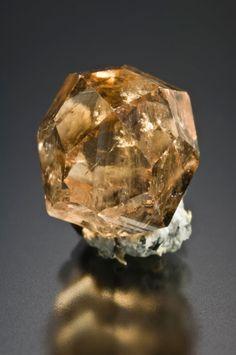 Garnet Var. Hessonite