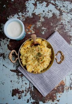 Simple South Indian Recipe:  Pongal
