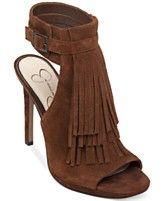 Jessica Simpson Marienna Fringe Sandals