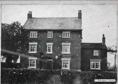 Woolston Hall now Greenfields Close off Barnfield Road. Rights © Warrington Libraries Warrington England, Warrington Cheshire, Past, Buildings, Houses, Note, Memories, House Styles