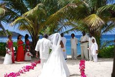 Palms at Pelican Cove: St. Croix // Wedding packages from $1199 (includes required paperwork, etc)