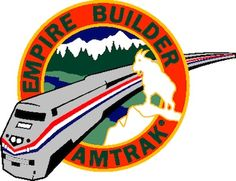 amtrak poster art | ... Inspiration: Glacier National Park And The Art Of The Empire Builder