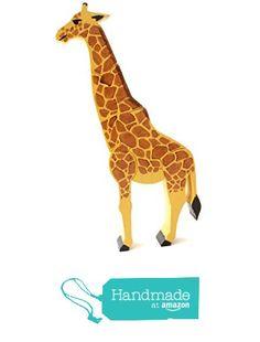 Handmade Giraffe Puzzle and Children's Room Decor from Berkshire Bowls http://www.amazon.com/dp/B015OVH1Q0/ref=hnd_sw_r_pi_awdo_CNNfwb003SDAF #handmadeatamazon