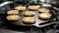 Welsh Cakes - made on a traditional Welsh griddle, nothing better!!