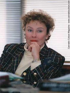 Dr. Melanie Dreher, reefer researcher