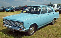 1966 Vauxhall victor 101 FC 1.6L four Cylinder OHV Engine