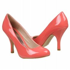 Coral Color Shoes | Color Me Coral | Sole Food Shoe Blog