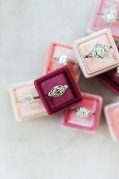 30 Emerald Cut Engagement Rings That Are Totally Irresistible · Ruffled