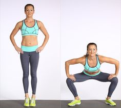 10 No-Equipment Moves to Tighten Up Thighs: Toning up your inner and outer thighs doesn't require a trip to the gym — all you need is your own body's weight to sculpt your legs.
