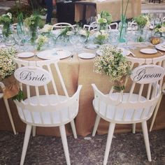 Kartell Comback chair in Masseria Torre Coccaro, Puglia. Lovely for the Bride and Groom's celebration.
