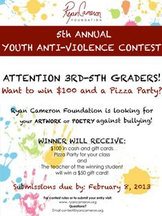 essay youth contest
