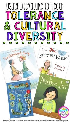 This is a great way to teach children about tolerance and cultural diversity. Literature is a great tool to teach with. Teaching Social Studies, Social Emotional Learning, Teaching Culture, Teaching Resources, Teaching Ideas, Teaching Art, Diversity In The Classroom, Diversity Bulletin Board, Diversity Activities