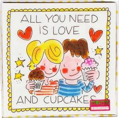 Blond Amsterdam Servetten Cupcakes - set 20 stuks