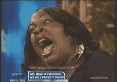 He is not the father, maury gif - Ratchet