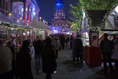 Looking for the best Berlin Christmas Markets in Here is a local guide with the top Christmas Markets in Berlin, Germany! Berlin Christmas Market, Best Christmas Markets, Christmas Shopping, Potsdamer Platz, Brandenburg Gate, Holiday Day, Building Exterior, Rooftop Bar, Berlin Germany