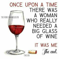 Need wine... #wineglasswriter #wine #humor #WineHumor