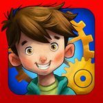 Review: Axel's Chain Reaction — a great way to talk to kids about controlling impulses! http://www.smartappsforkids.com/2013/10/axels-chain-reaction-review.html