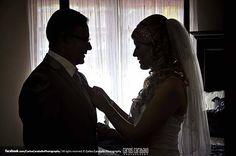 #CarlosCaraballo #Photography #Wedding #Bride #Before #Ceremony #Father #Daddy