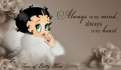 Betty boop quotes a favorite tune too