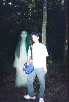 Strange Ghost Wisps Caught on Camera.