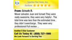Mover salvador Juan and Ismaet They were really awesome, they were very helpful . The...