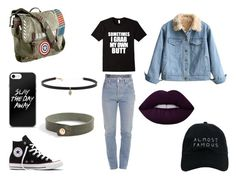 """""""Royal 17"""" by smyleyna ❤ liked on Polyvore featuring Vetements, Converse, Marvel, Nasaseasons and Carbon & Hyde"""