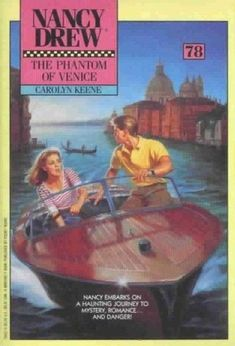 "Read ""The Phantom of Venice"" by Carolyn Keene available from Rakuten Kobo. In this thrilling adventure rife with romance and danger, Nancy travels to Venice to investigate the kidnapping of a fam. Nancy Drew Series, Nancy Drew Books, Books To Read, My Books, Nancy Drew Mystery Stories, Great Stories, Book Review, Thriller, Venice"