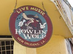 The Howlin' Wolf in New Orleans | Southern Living recommends as second line during Jazz & Heritage Festival