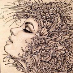 Lovely Draw Fineline